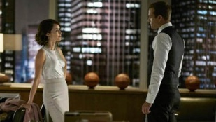 Suits 05x13 : God's Green Earth- Seriesaddict